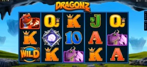 dragonz slot machine