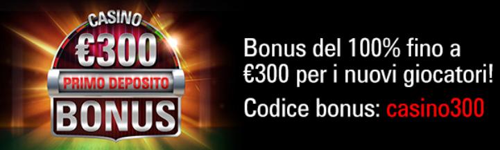 Pokerstars bonus benvenuto