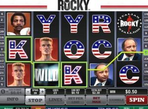 Rocky slot machine gratis come giocare