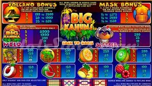 Big Kahuna Microgaming slot: come giocare