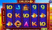 Golden Hen slot machine: regole e simboli