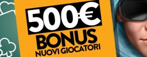Bonus senza deposito 20€ PlanetWin365